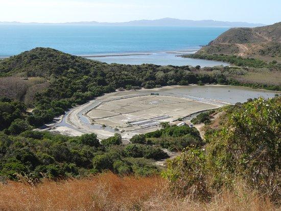 Poum, Yeni Kaledonya: Les marais salants