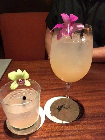 Kohala Coast, HI: Lovely cocktails