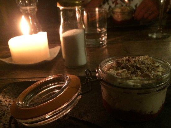 Crewkerne, UK: Pudding