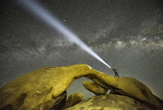 Twentynine Palms, Καλιφόρνια: Night photography at Joshua Tree - July 2017