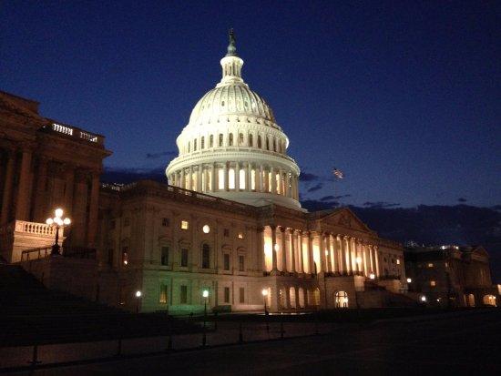 U.S. Capitol: Жемчужина!