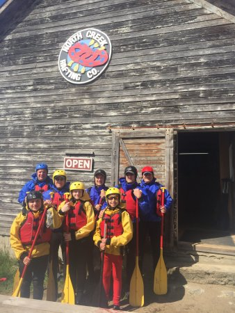 North Creek Rafting Company Day Trips: photo1.jpg