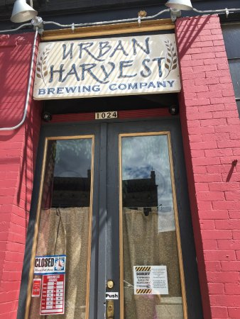 Urban Harvest Brewing Co