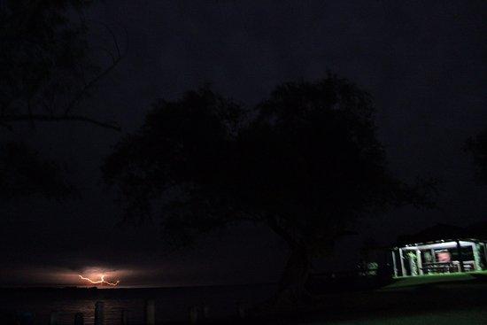 Carlos Pellegrini, Argentinië: Noche de tormenta. Espectacular!