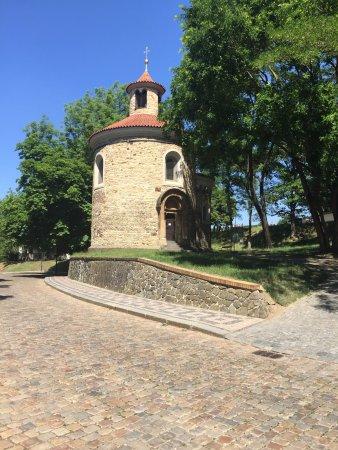 Národní Kulturní Památka Vyšehrad: Rotunda św.Marcina