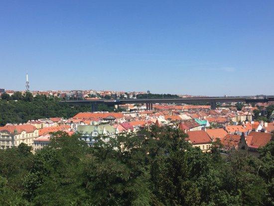 Národní Kulturní Památka Vyšehrad: Panorama