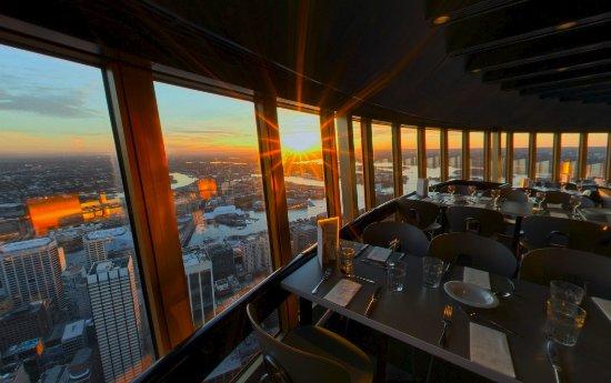 Orbit 360 Dining View