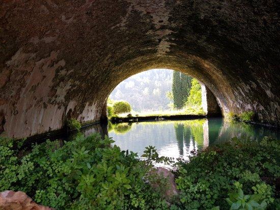 Bunyola, إسبانيا: Cisterne
