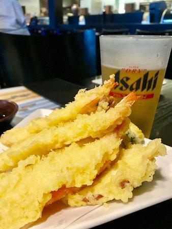 Sunnyvale, CA: Nice, perfectly crispy tempura