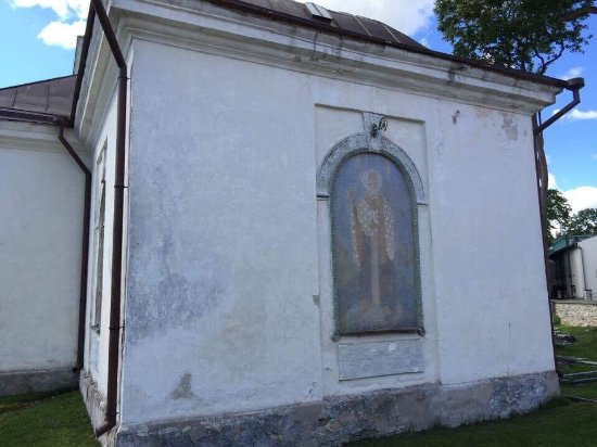 Kuressaare, Estonia: St. Nicholas Church