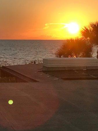 Nokomis, FL: Casey Key beach at Beachcomber