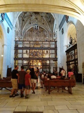 Cathedral and Royal Chapel : IMG_20170816_182229_large.jpg