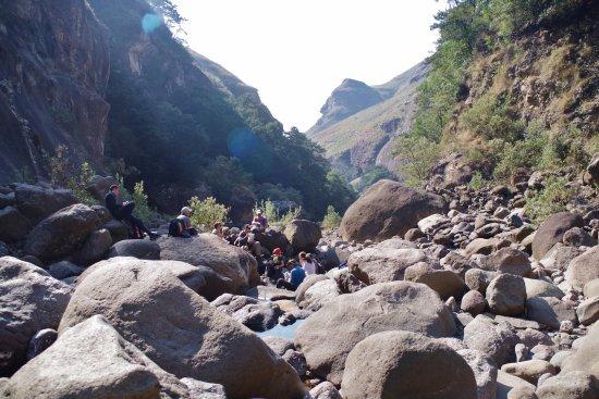 KwaZulu-Natal, South Africa: Trekkings estupendos