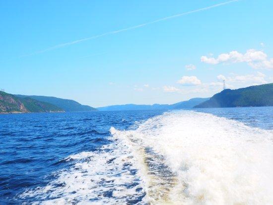 La Baie, Canadá: der Fjord