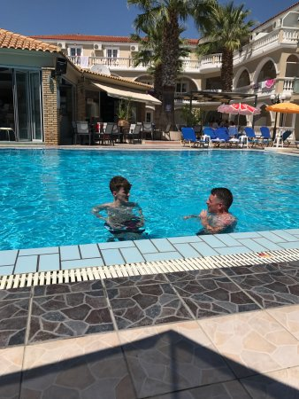 Vivian Hotel Zante Tripadvisor