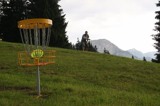 Disc Golf Pays-d'Enhaut