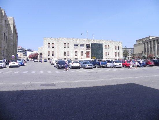 Rhodes' Town Hall