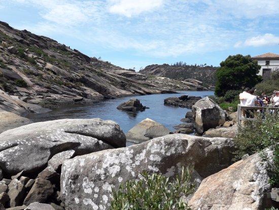 Impresionante Paisaje De La Naturaleza Gallega Fotografía De Art