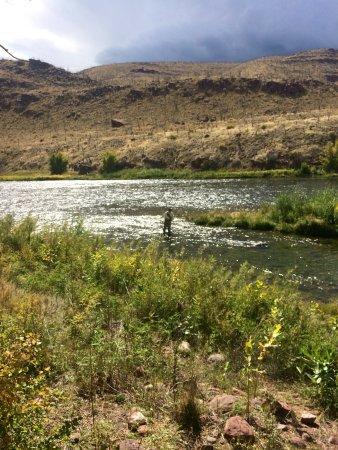 Dutch John, Юта: Green River in Utah