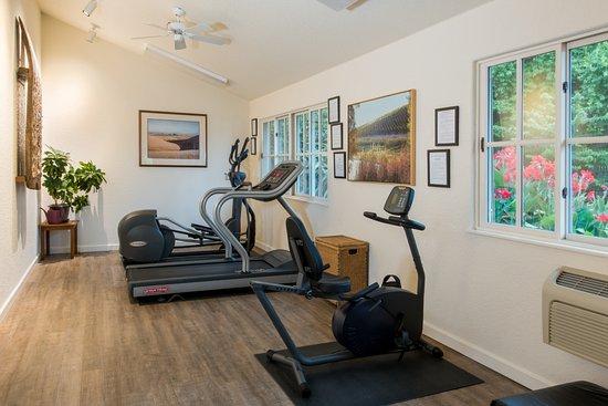 El Pueblo Inn: Fitness Room