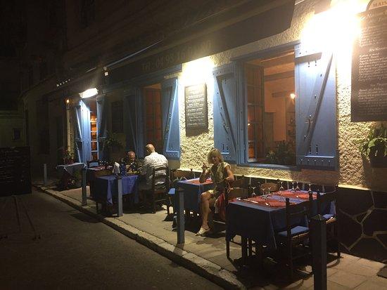 Lovely food beautifully presented picture of la maison bleue nice tripadvisor - Maison bleue mobel ...