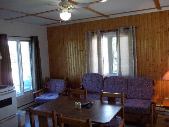 Snorri Cabins: Salon