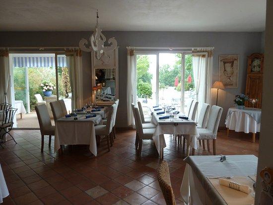 Hotel Restaurant La Terrasse Le Crestet