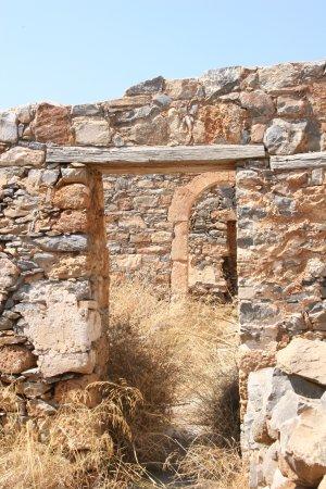 Elounda, Greece: Ruines