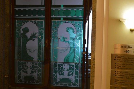 Grand Hotel Union art nouveau doors & art nouveau doors - Picture of Grand Hotel Union Ljubljana ... pezcame.com