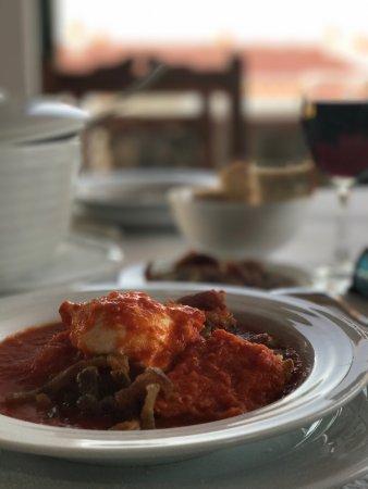 Sao Teotonio, Portekiz: Sopa de tomate à alentejana!!!