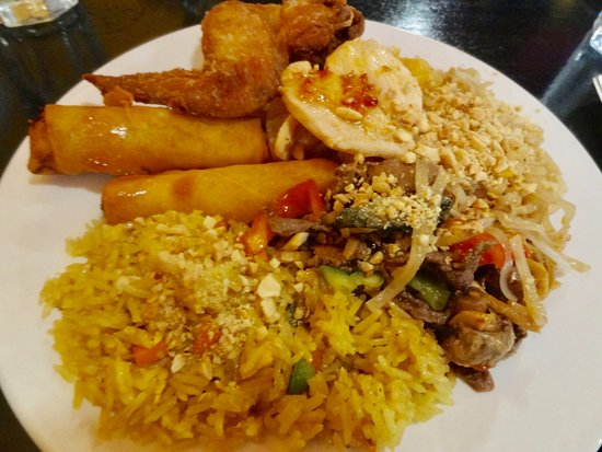 Thai Corner Lunch Buffet