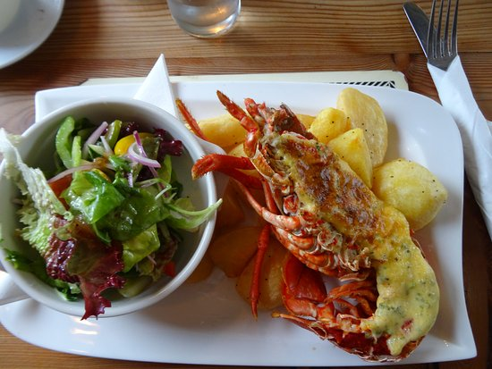 Applecross, UK: Le homard