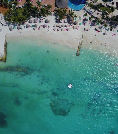 Grand Fiesta Americana Coral Beach Cancun Resmi