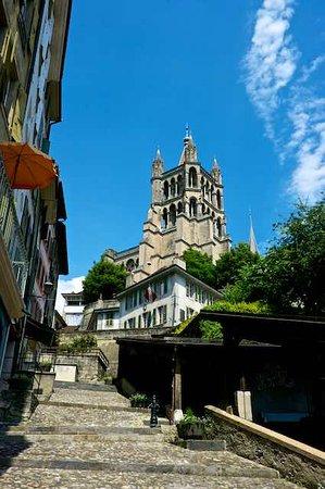 Cathedrale de Lausanne