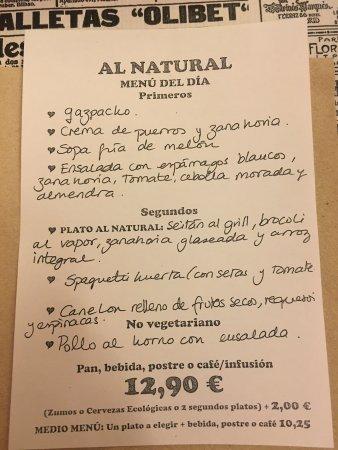 Al Natural Madrid: photo2.jpg