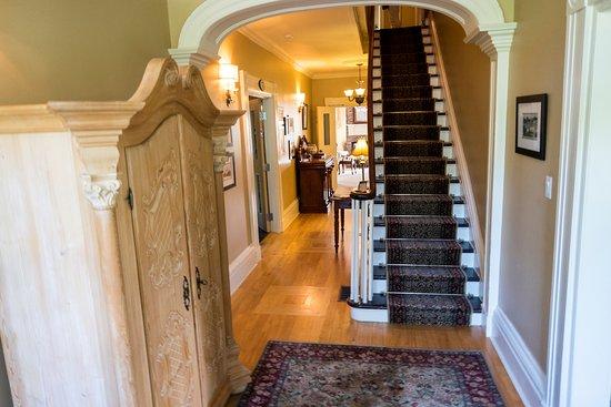 Guysborough, Canada: Hallway