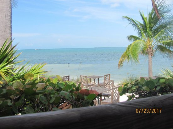 Little Palm Island Resort & Spa, A Noble House Resort: Breakfast view