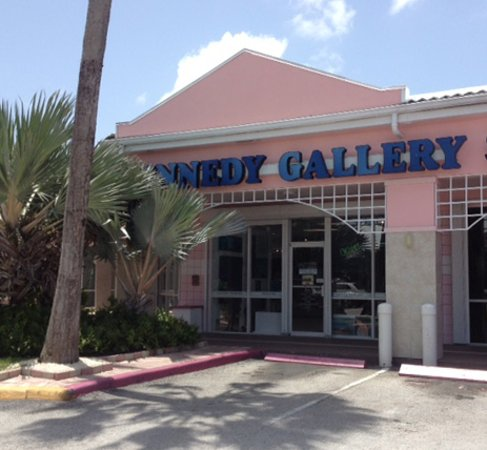 George Town, Grand Cayman: We Are Located in West Shore Center (Pink Plaza) on West Bay Rd, Seven Mile Beach