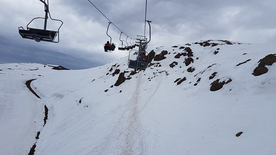 Farellones, Chili : Ski Lift at Ferallones a Must Do