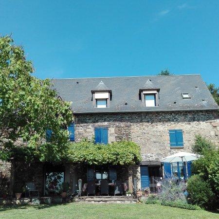 Gastvrijheid en hartelijkheid picture of la maison bleue juillac tripadvisor - Maison bleue mobel ...