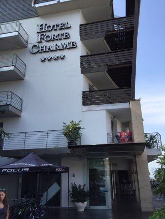 Nago, Italia: Forte Charme Hotel
