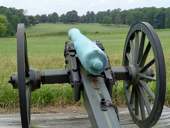 Petersburg, VA: battlefield