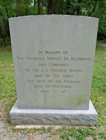 Petersburg, VA: memorial