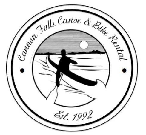Cannon Falls Canoe and Bike Logo