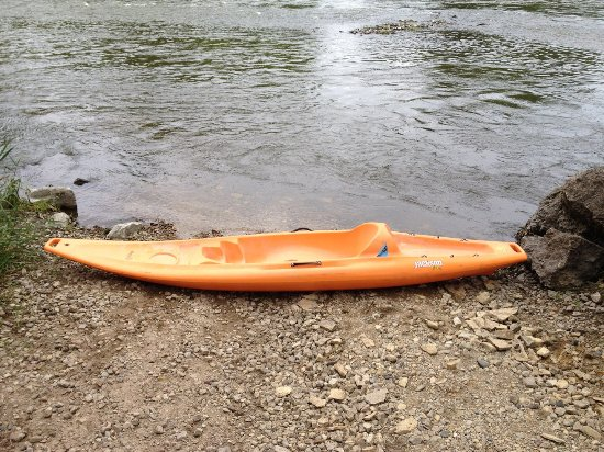 Cannon Falls, MN: Kayak rental
