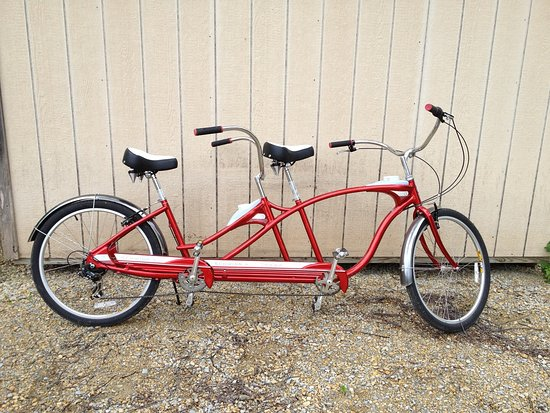 Cannon Falls, MN: Tandem bike rental