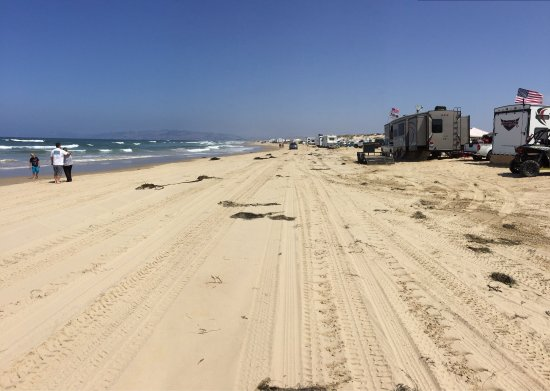 Pismo State Beach