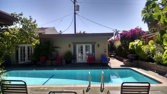 Old Ranch Inn: Swimming Pool