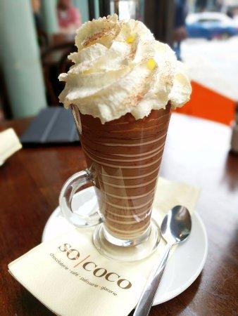 So coco: yummy hot chocolate