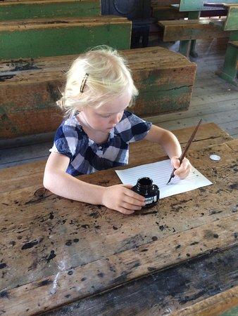 Maihaugen Open-Air Museum : Kids enjoying Maihaugen